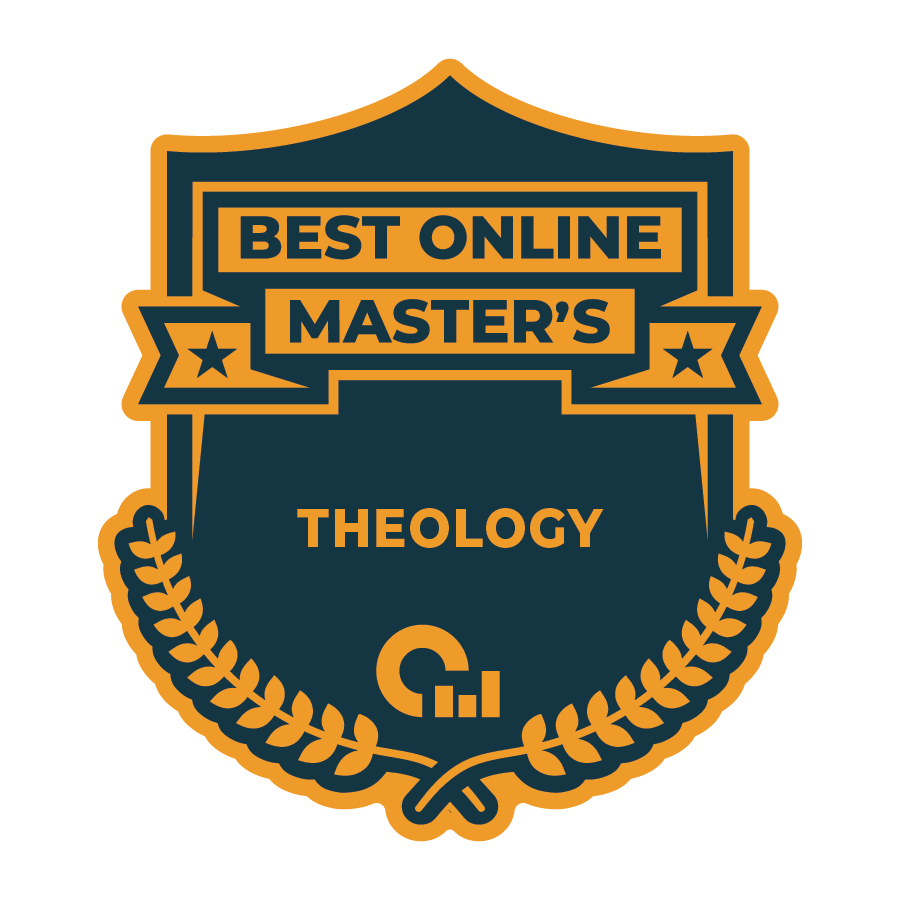 Best online masters theology badge